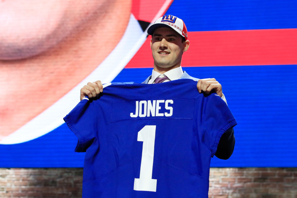 Experts believe taking QB Daniel Jones at No. 6 overall sabotages the Giants NFL Draft