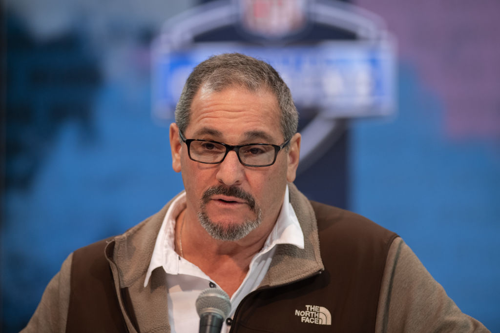 Giants general manager is under fire for his picks during the 2019 NFL draft