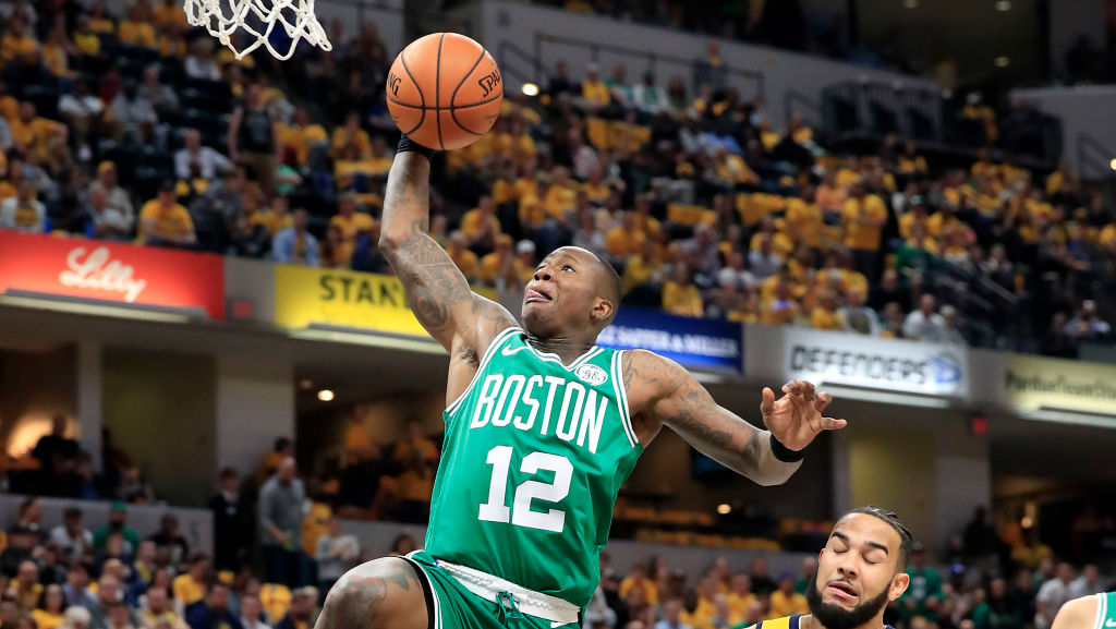 Terry Rozier sounds like he wants to leave the Celtics behind.