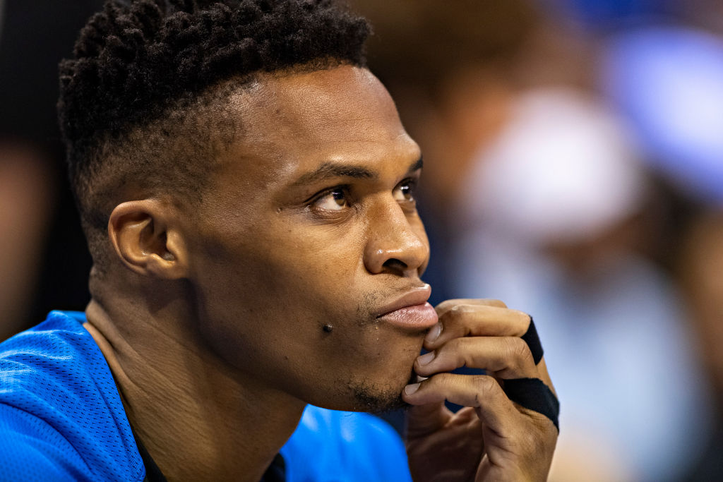 Russell Westbrook might be the reason the Oklahoma City Thunder can't win in the playoffs.