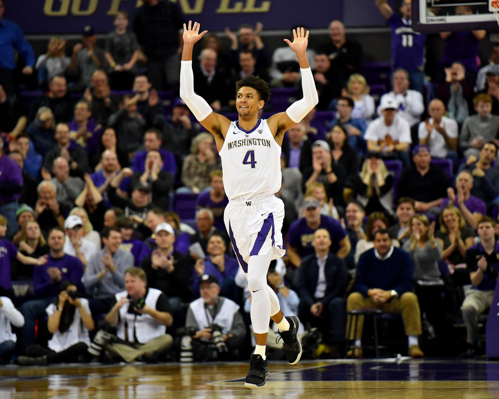 Matisse Thybulle could be a second-round steal in the 2019 NBA draft.