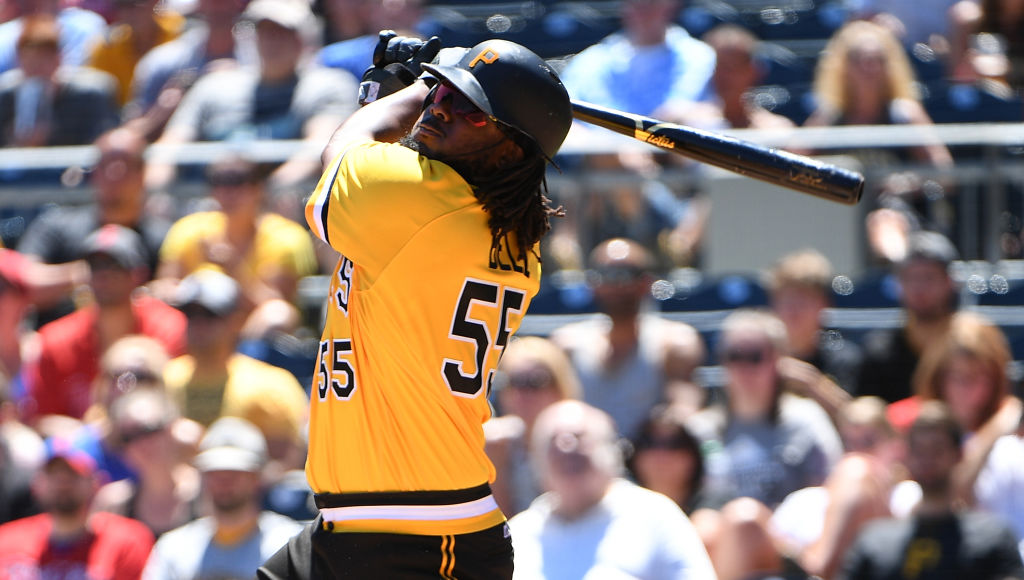 Josh Bell is one of baseball's most surprising sluggers in 2019.