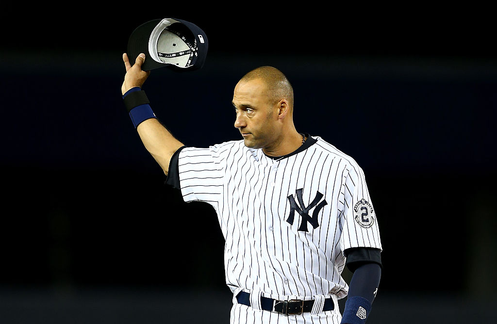 New York Yankees legend Derek Jeter is a lock for the baseball Hall of Fame in 2020.