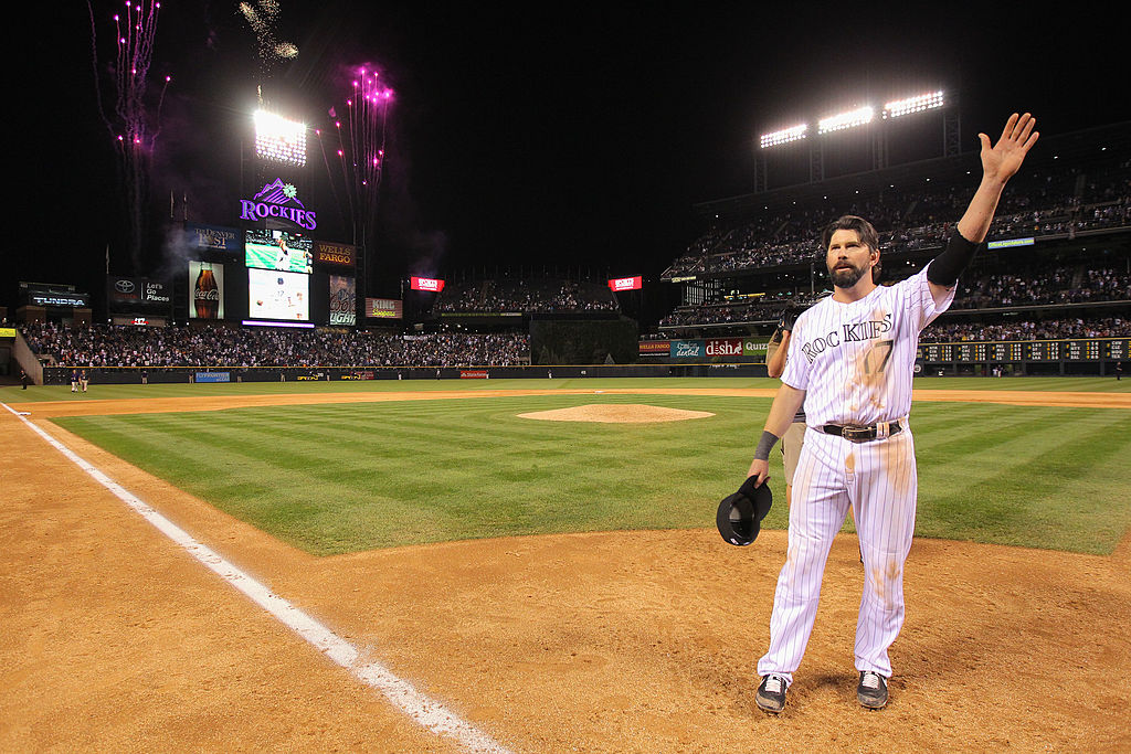 Todd Helton might not make the baseball Hall of Fame in 2020, but he'll probably get in at some point