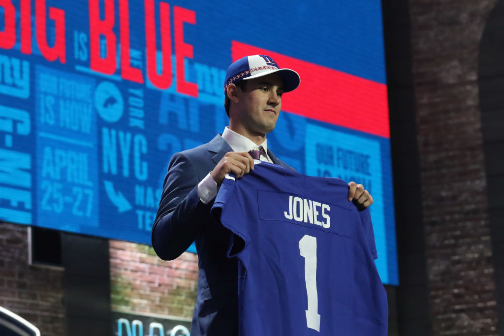 Daniel Jones has a big fan in Archie Manning.