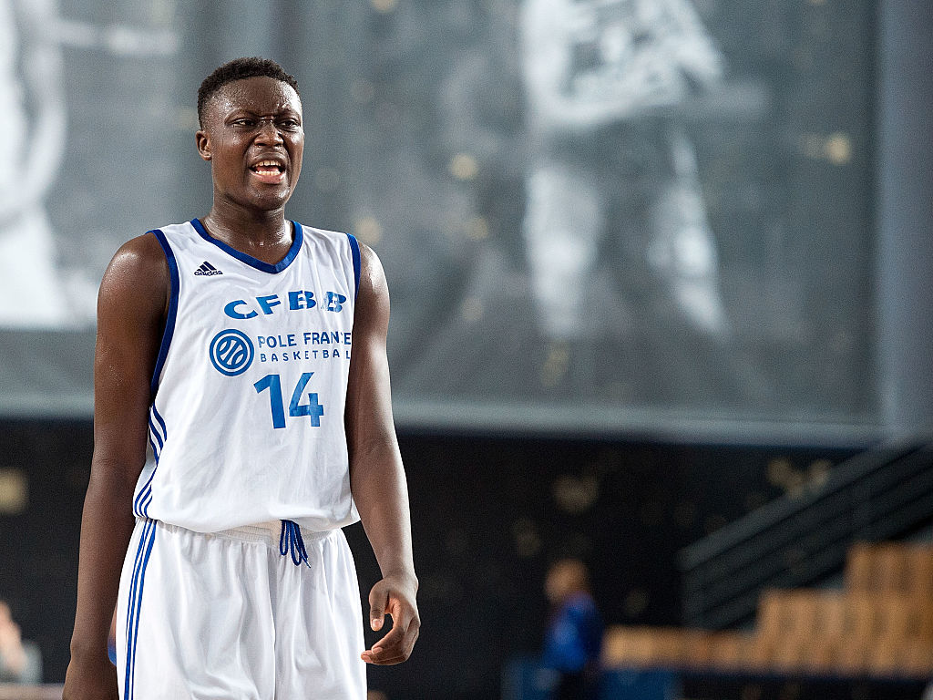 Sekou Doumbouya is one of the best international players in the 2019 NBA draft.