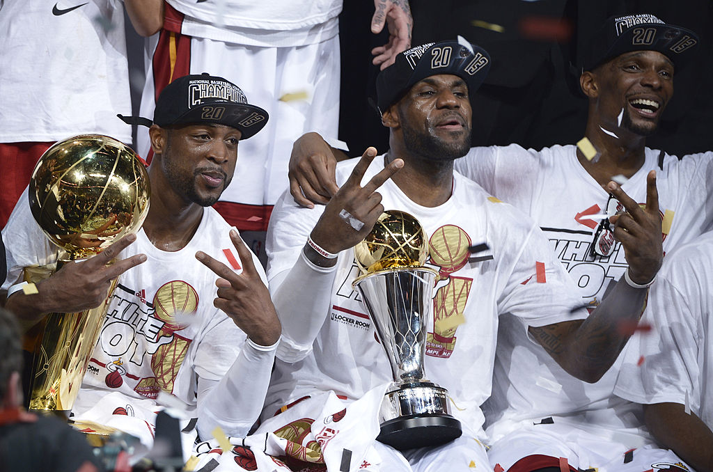 The 2013 NBA Finals series between the Heat and Spurs was one of the best ever.