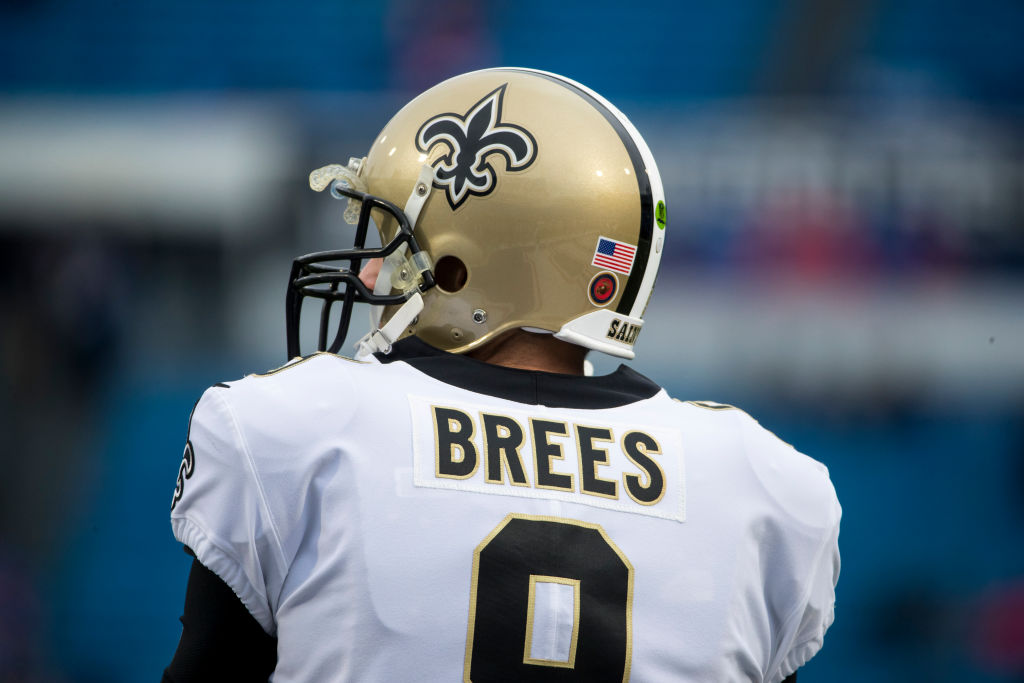 The New Orleans Saints have some of the best NFL uniforms.