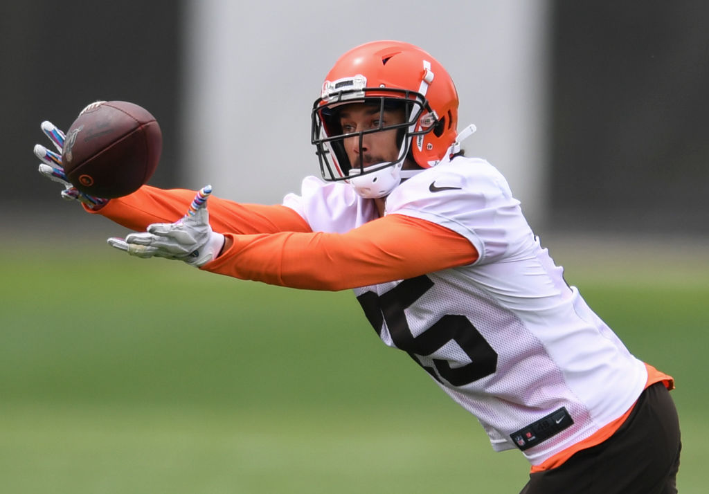 Damon Sheehy-Guiseppi lied his way into a workout, and the Cleveland Browns signed him anyway.