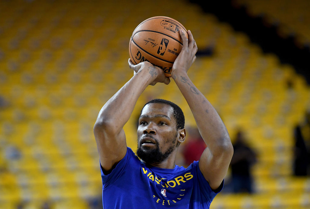 Kevin Durant doesn't have the makeup to play in New York City, according to Charles Barkley.
