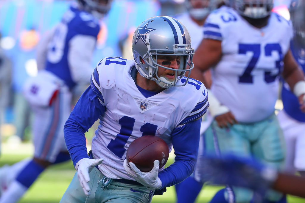Cole Beasley is so pleased he doesn't play for the Dallas Cowboys anymore.