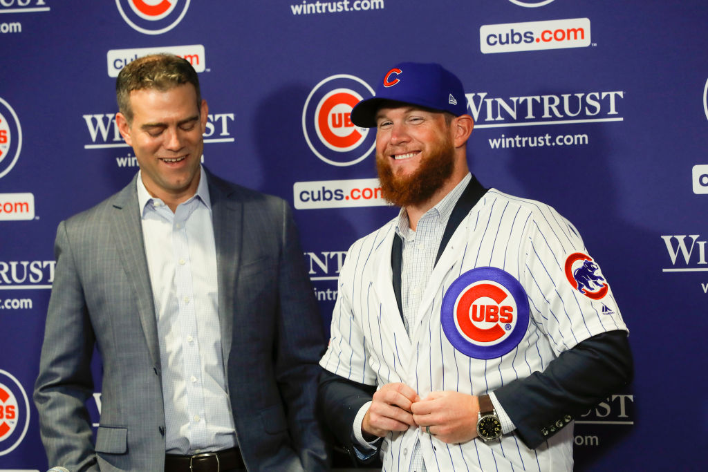 Craig Kimbrel signed with the Chicago Cubs after a prolonged offseason, and the team could use his help.