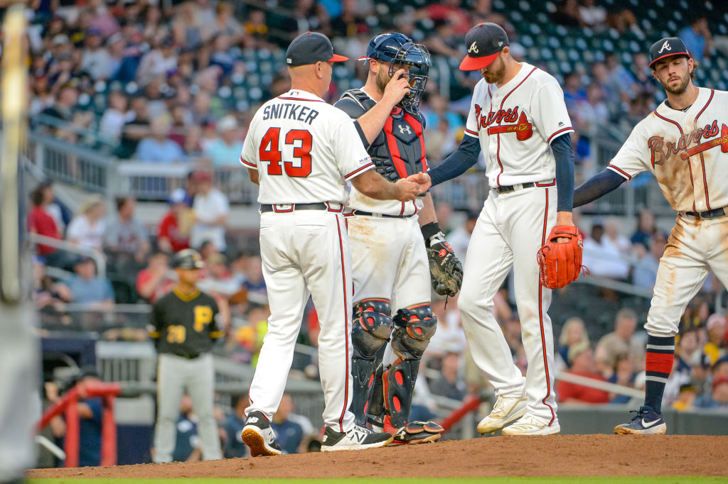 Former Houston pitcher Dallas Keuchel ended a prolonged offseason when he signed with the Atlanta Braves, and the team could use the help.