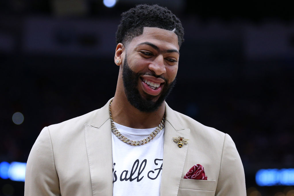 The Anthony Davis trade had clear winners and losers. Hint: Davis is one of the winners.