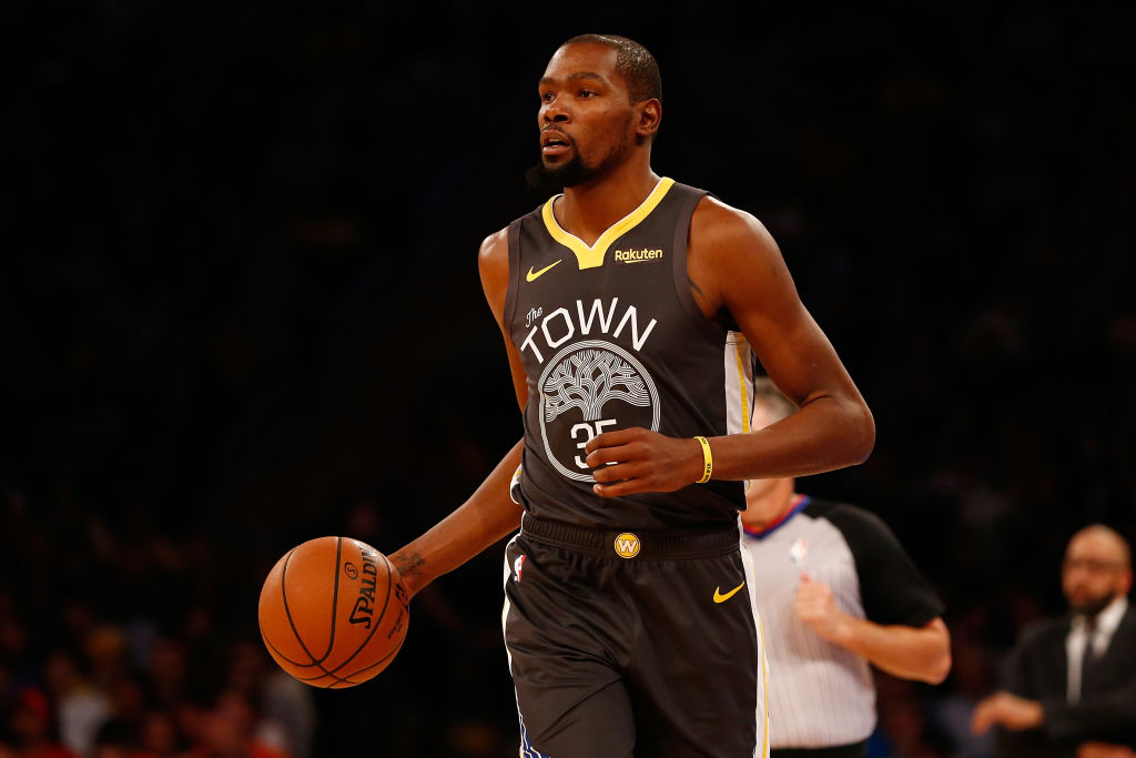 The New York Knicks would be smart to still offer Kevin Durant a max contract.