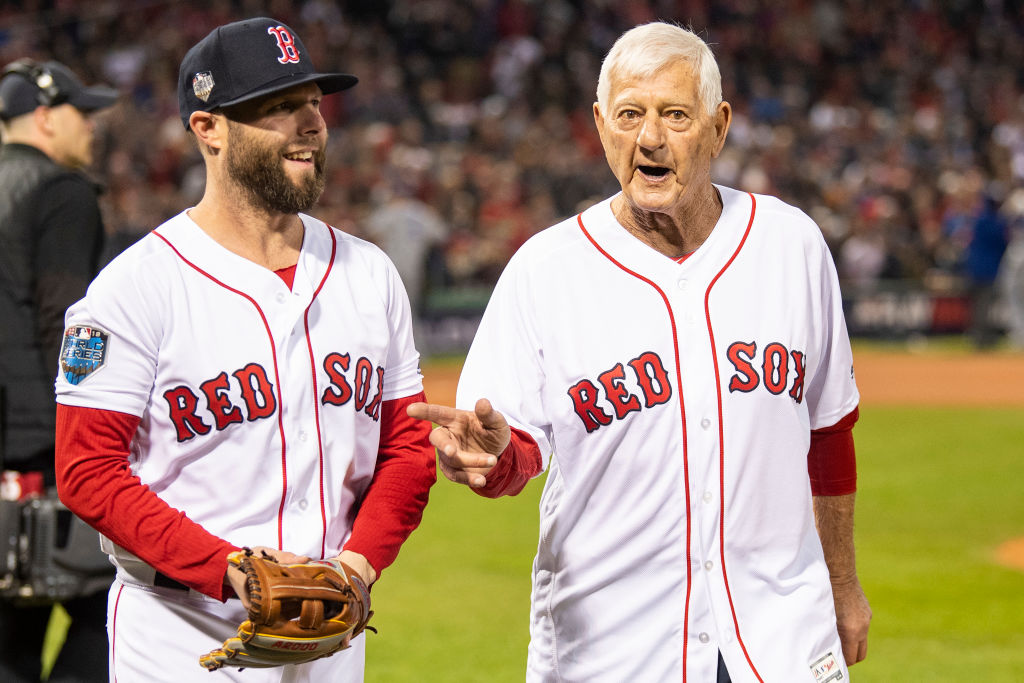 By almost any metric, Dustin Pedroia is one of the best Red Sox players ever, right there with Carl Yastrzemski.