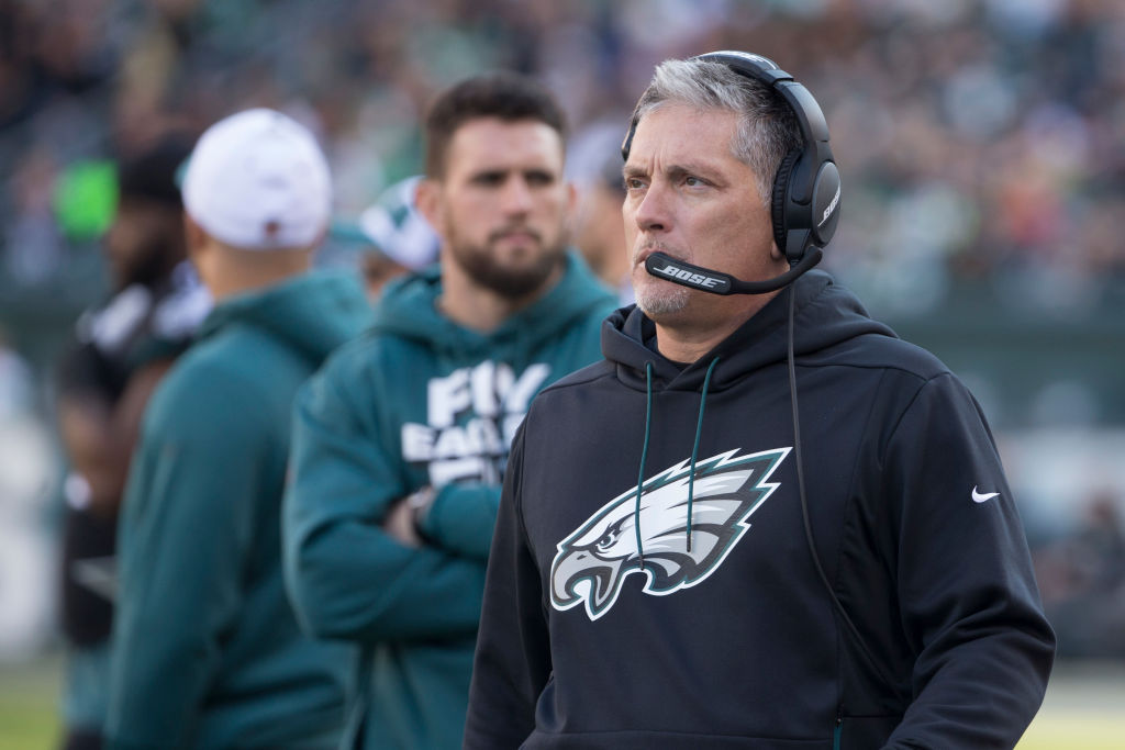 Philadelphia Eagles defense coordinator Jim Schwartz has several new players at his disposal in 2019.