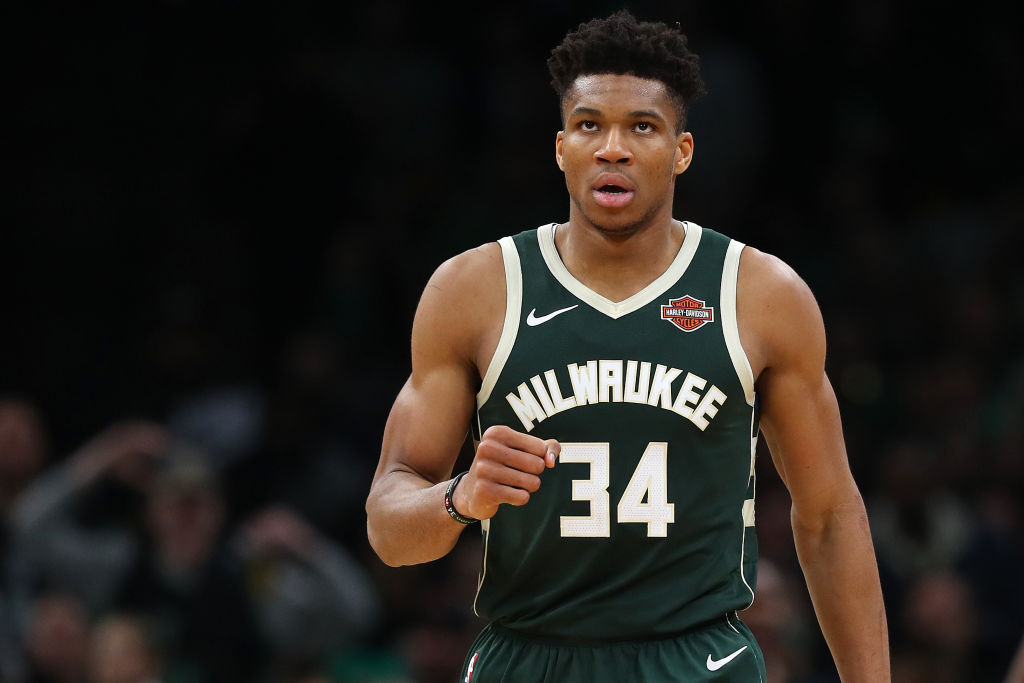 Giannis Antetokounmpo could sign the NBA's next $200 million contract.