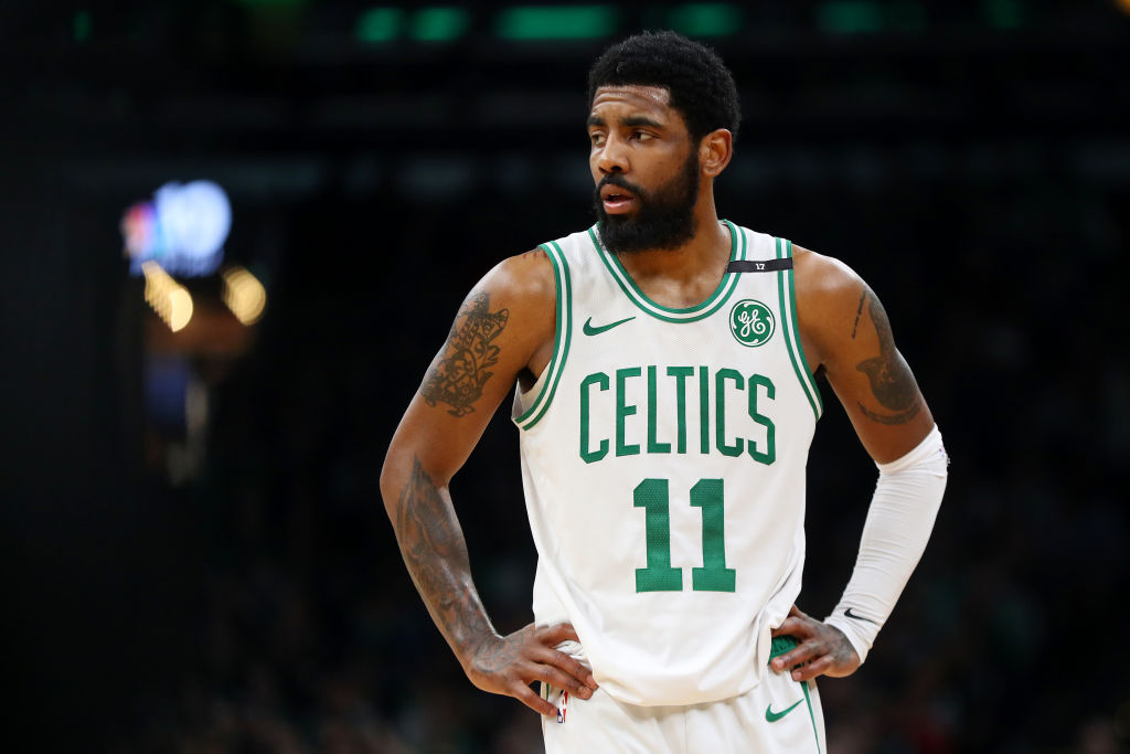 Kyrie Irving if a star player, but a few people might be pleased if he leaves Boston in the 2019 offseason.