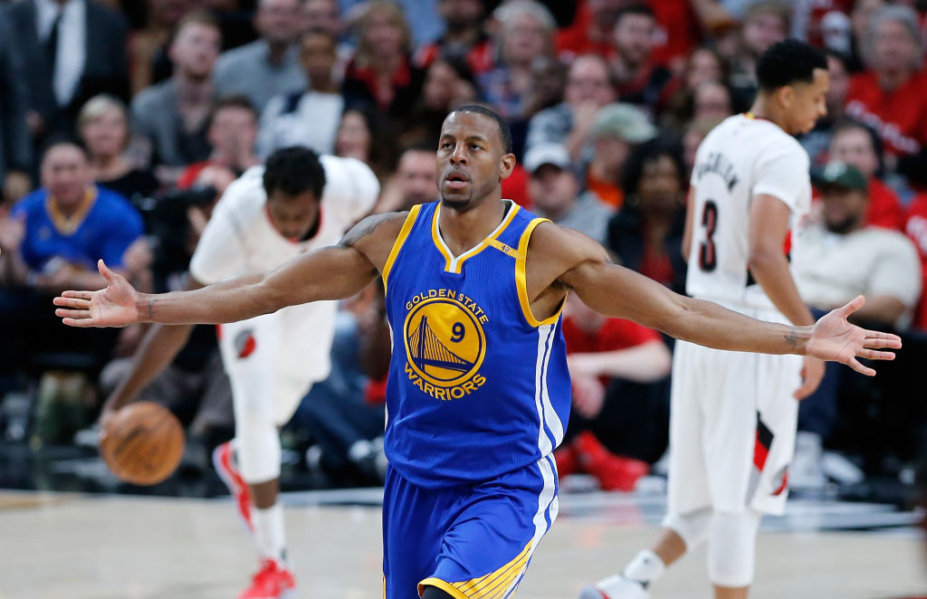 Andre Iguodala should make it into the Basketball Hall of Fame some day.
