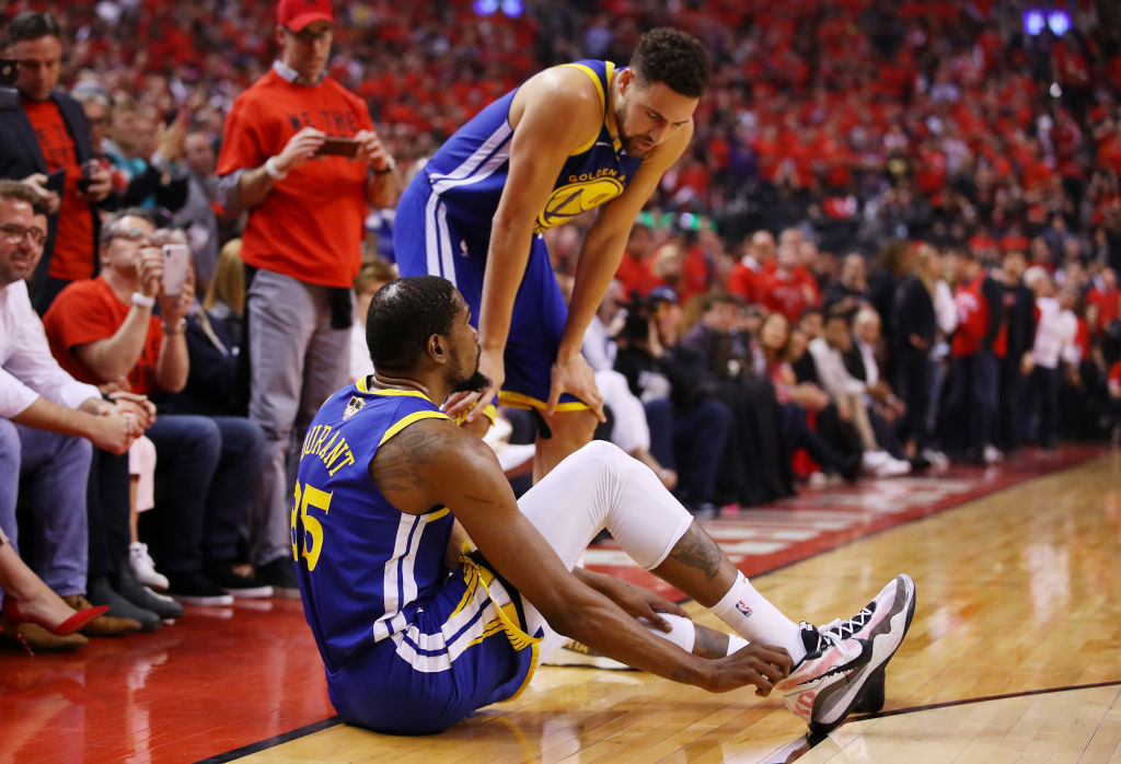 Will Kevin Durant be able to recover from his Achilles injury? Other players have, with mixed results.