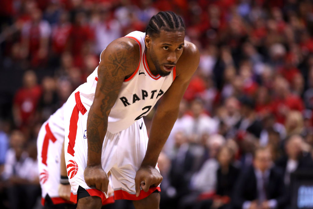 Kawhi Leonard is having a great 2019 postseason, and it's even more impressive when you look beyond the numbers.