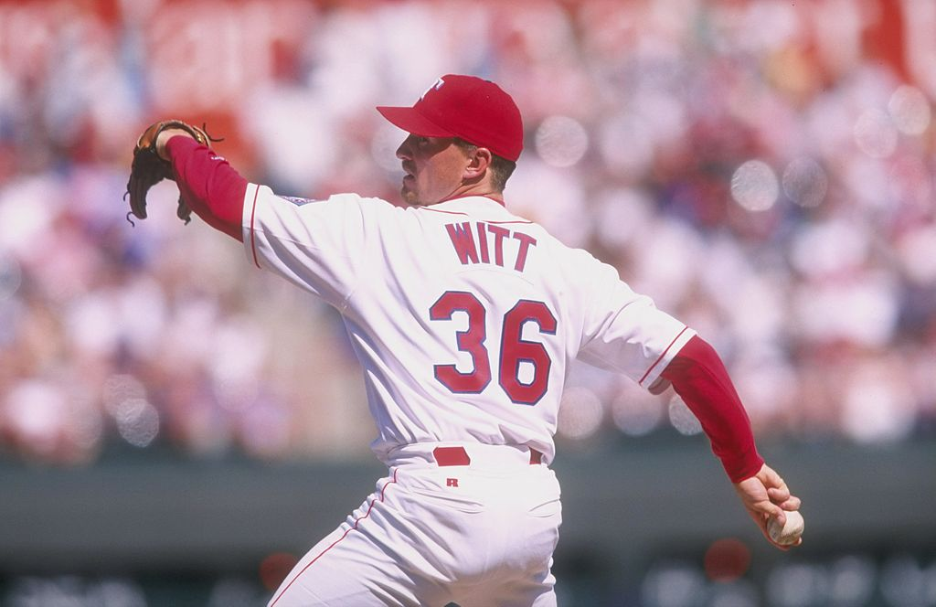 Bobby Witt played professional baseball; Bobby Witt junior had his name called in the 2019 Major League Baseball draft.