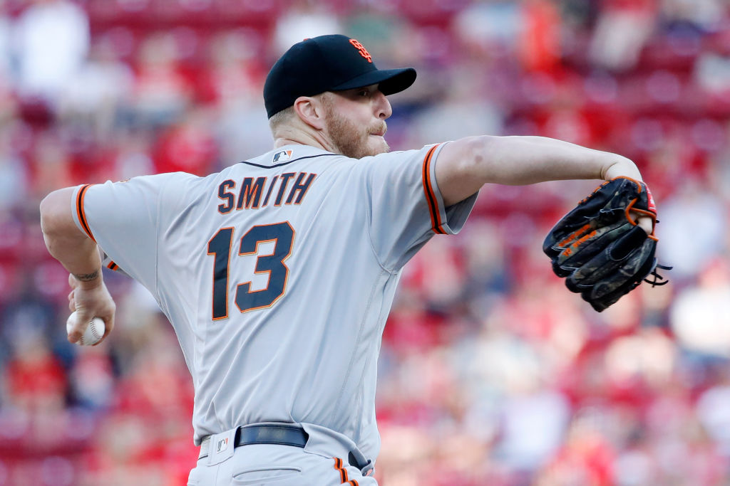 Will Smith is one of the MLB players with rising value at the 2019 trade deadline.