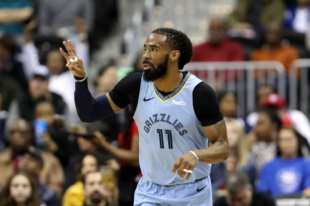Mike Conley will head to the Utah Jazz after a career spent leading the Memphis Grizzlies.