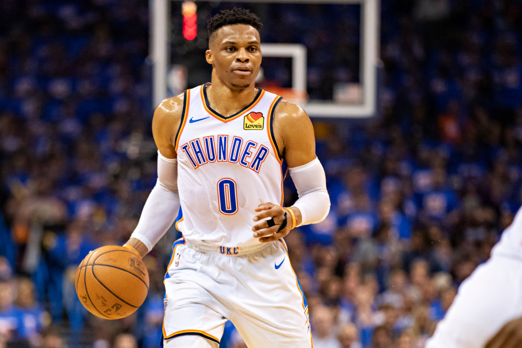 Russell Westbrook is one of the few players who have signed supermax contracts in the NBA.