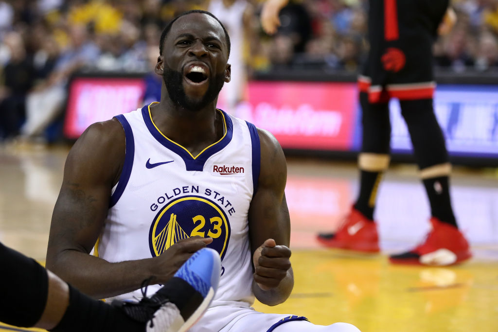 Draymond Green is one of the best second-round picks in NBA draft history.