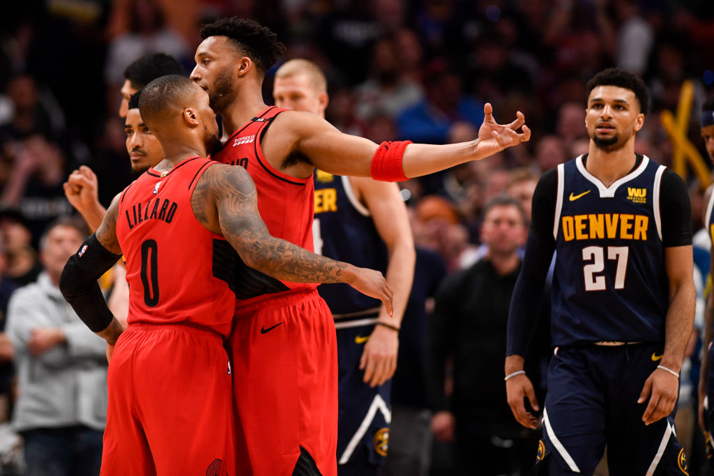 The Portland Trail Blazers and Denver Nuggets have two of the biggest bonus pools of any teams that made the NBA playoffs.