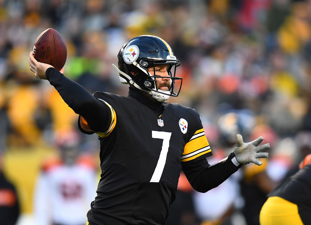 Ben Roesthlisberger and his AFC North cohorts are some of the best quarterbacks in the NFL.