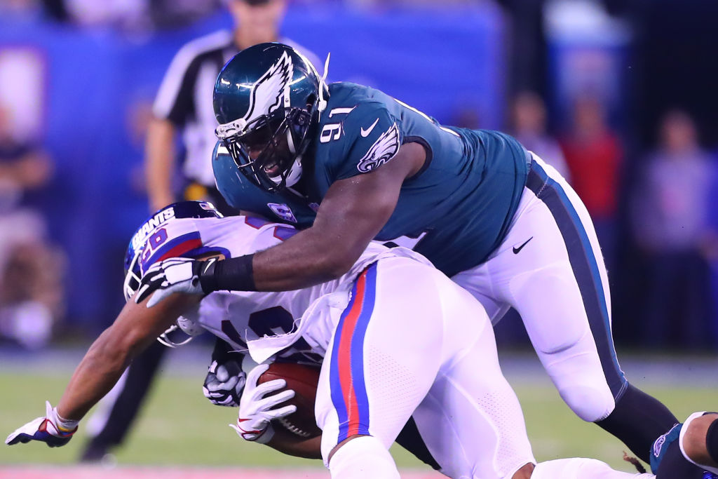 The Eagles Fletcher Cox is one of the NFL players most essential to his team's defense.
