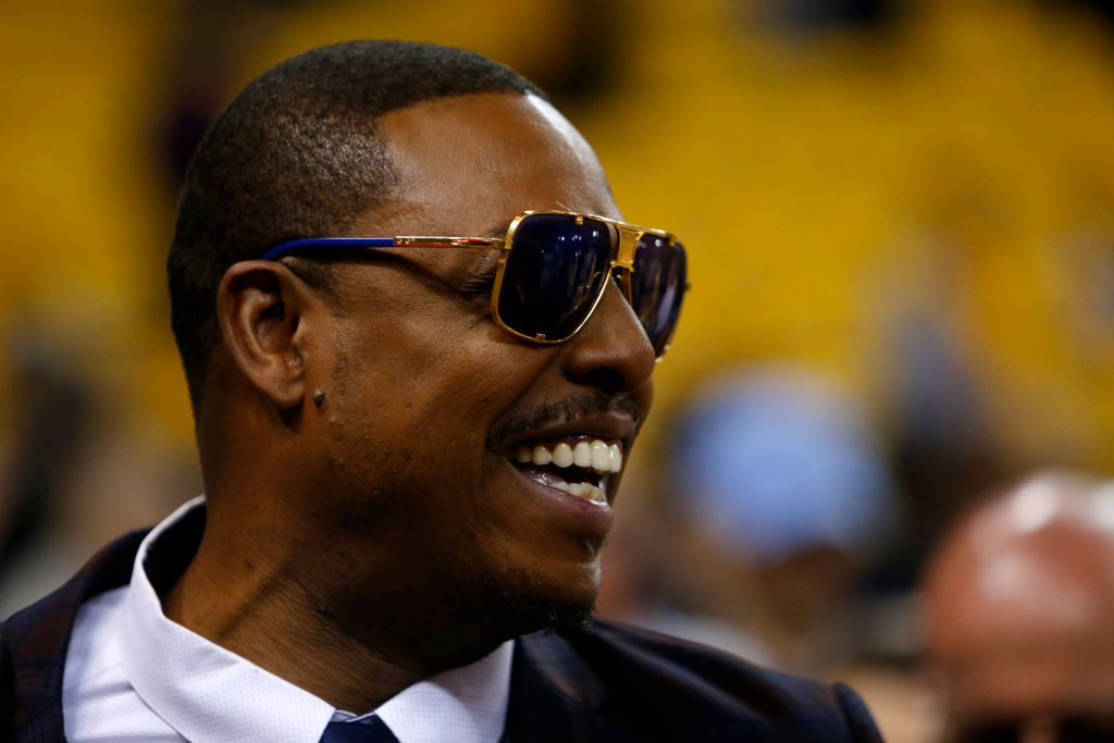 Paul Pierce made several off-the-wall comments before and during the 2019 NBA playoffs.