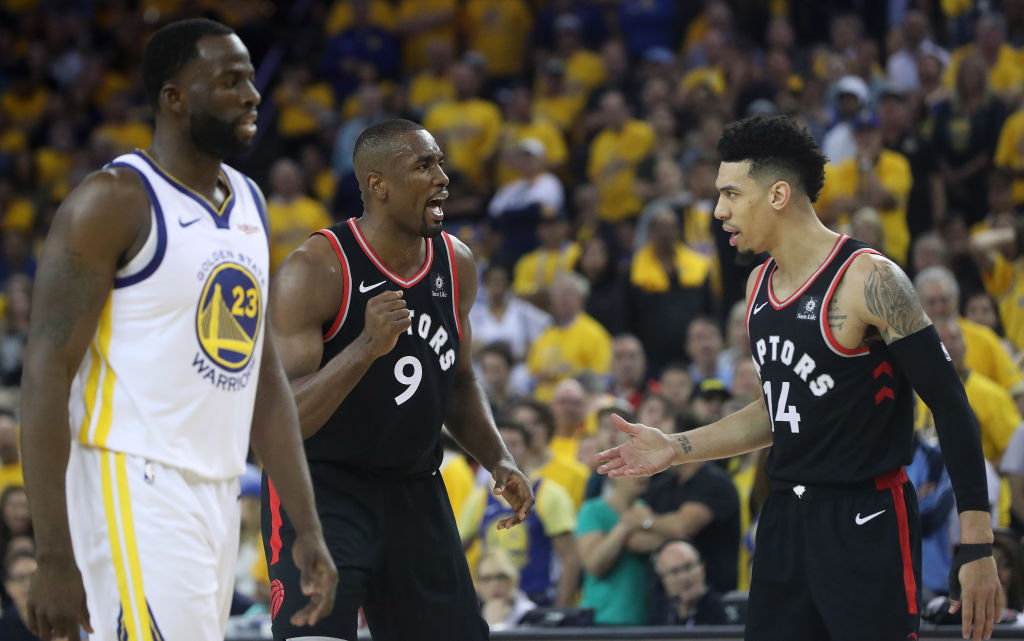The Toronto Raptors considered several other nicknames before choosing.