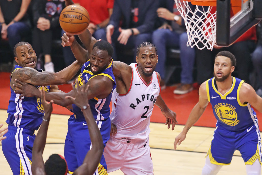 The Toronto Raptors might be the toughest NBA Finals test yet for the Golden State Warriors.
