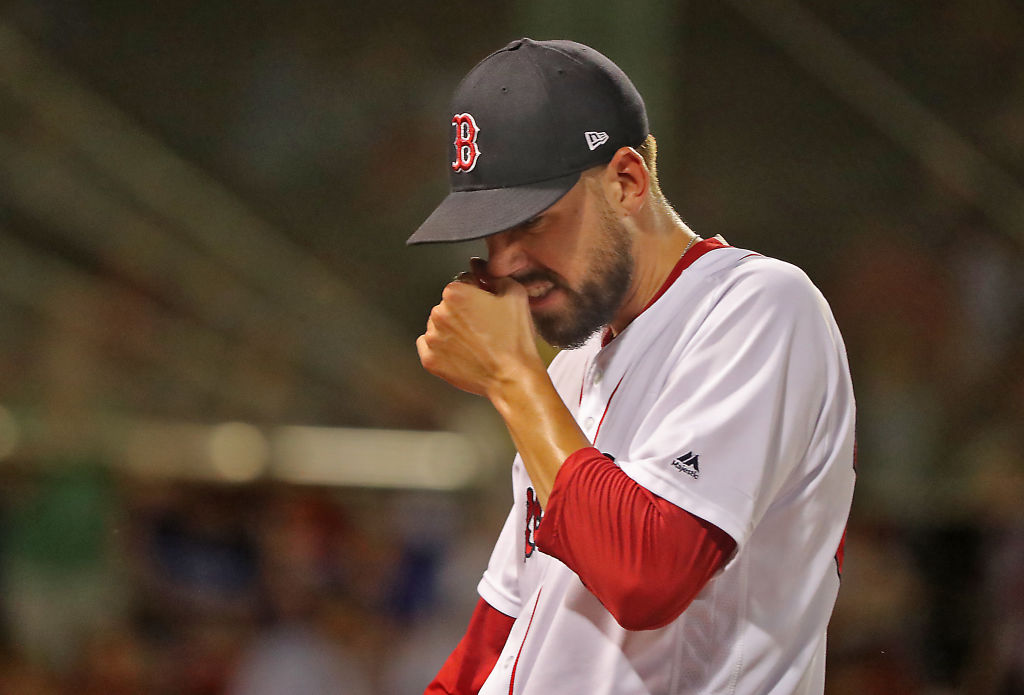 Pitching is part of the problem for the Boston Red Sox in 2019.