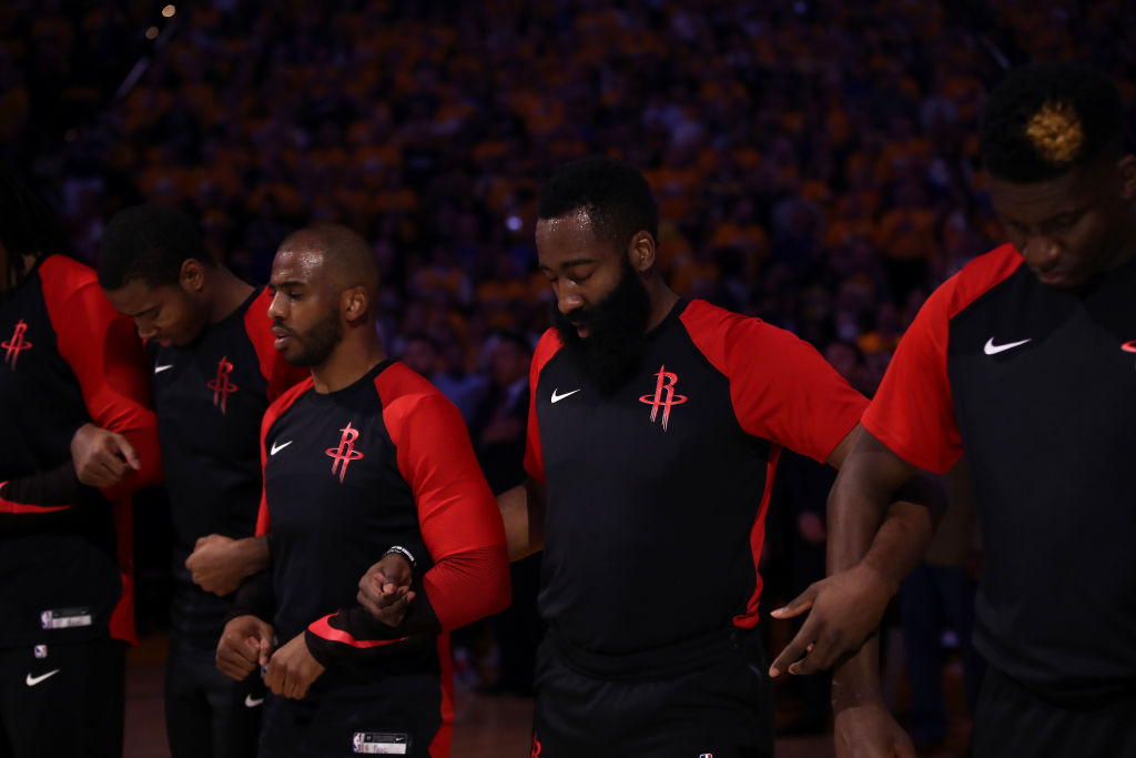 The Houston Rockets could look drastically different in the 2019-20 season, and that includes Chris Paul being traded away.