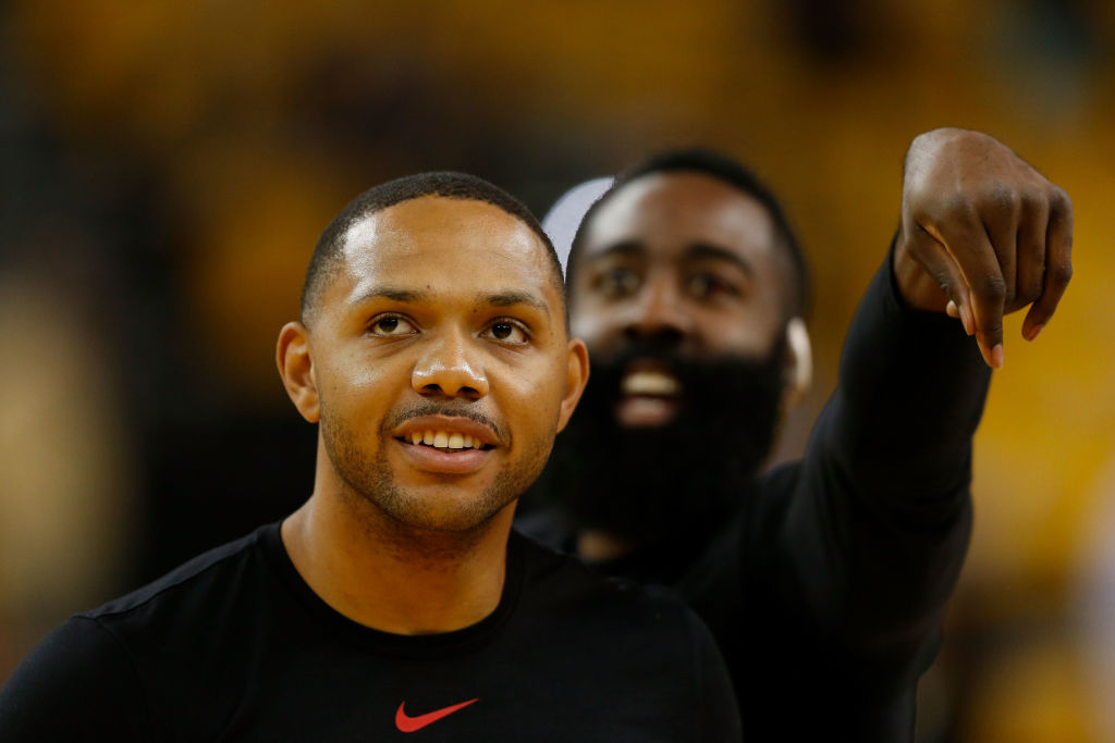 The Houston Rockets could look drastically different in the 2019-20 season, and that includes Eric Gordon being traded away.