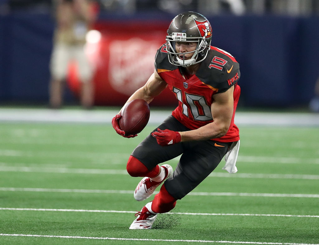 Free agent Adam Humphries declined to sign with the New England Patriots this offseason, in part because of Tom Brady's age.