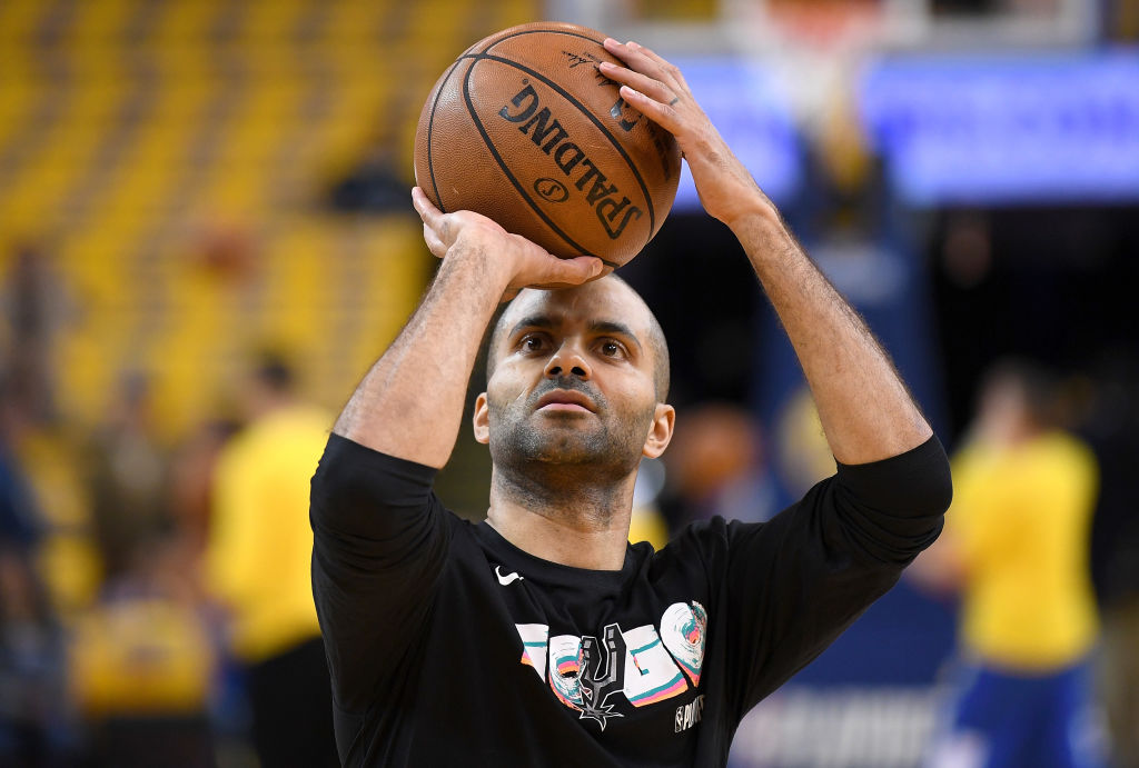 Tony Parker put together a Hall of Fame-caliber career.