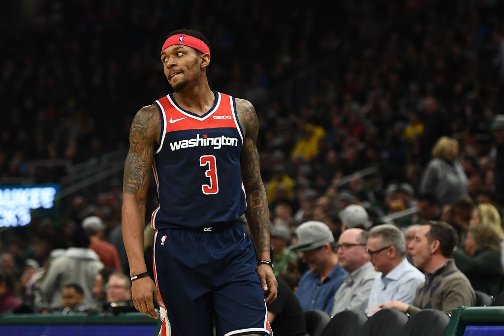 Bradley Beal is a star for the Washington Wizards, but the team is destined to struggle for years.