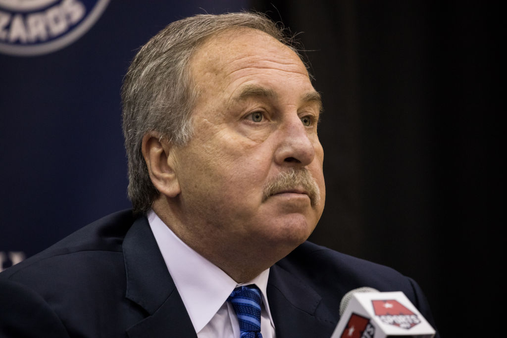Former executive Ernie Grunfeld put the Washington Wizards in bad spot with poor acquisitions and contract decisions.