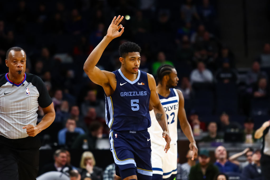 Bruno Caboclo is one of the players Taylor Jenkins will coach with the Memphis Grizzlies.