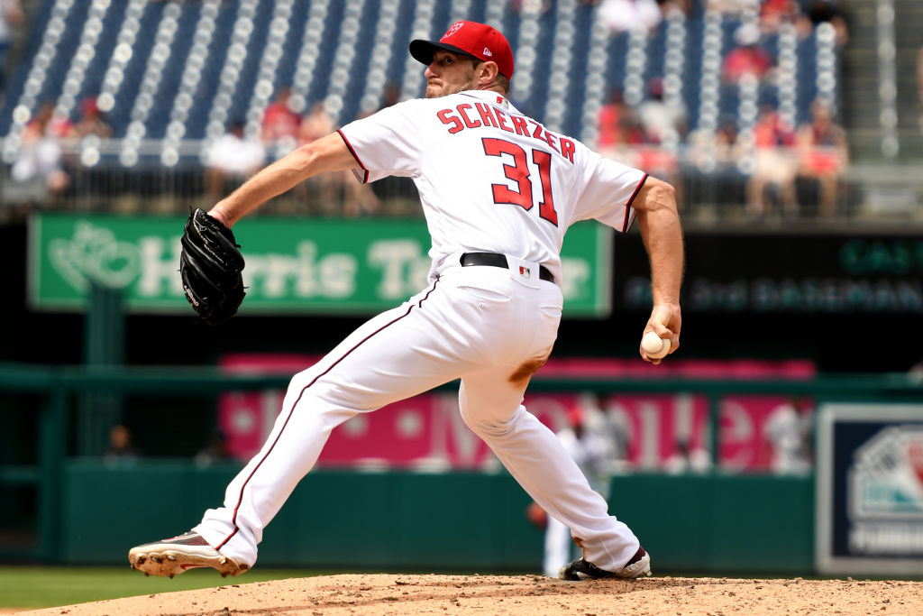 The Washington Nationals should consider trading Max Scherzer while they can.