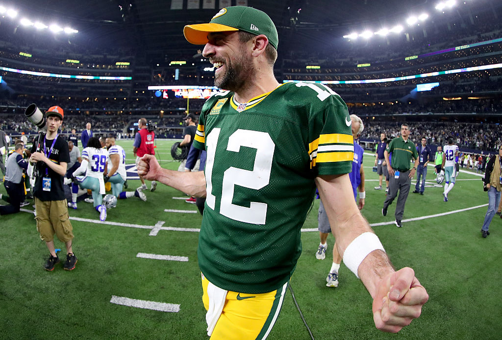 An Aaron Rodgers investment could help him make more money than he earns playing football.