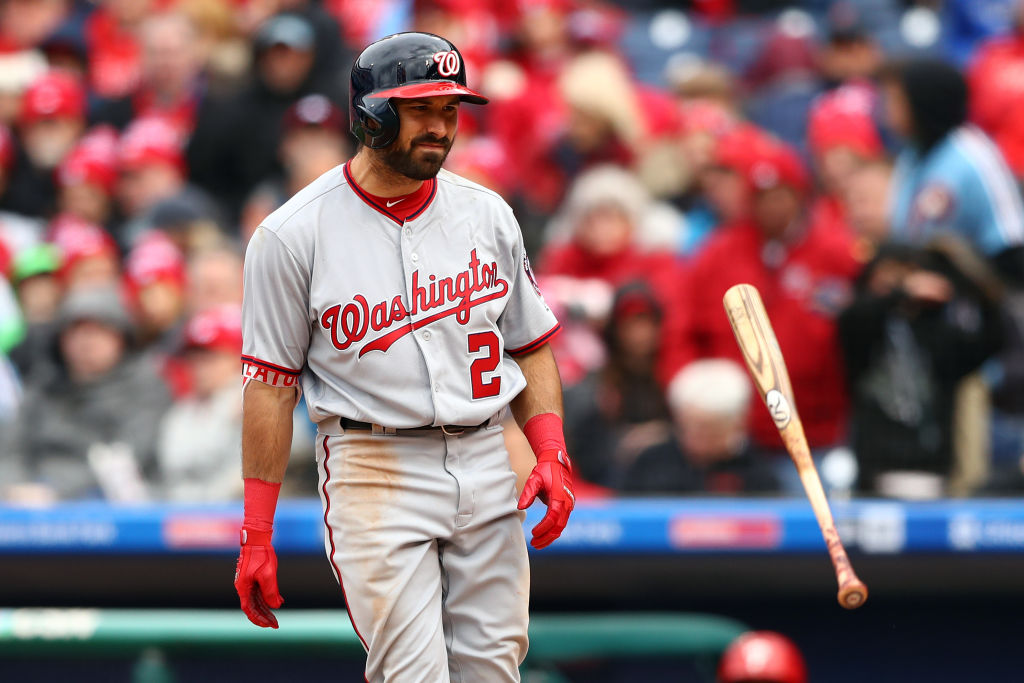 Adam Eaton believes minor league baseball players should be paid less than minimum wage.
