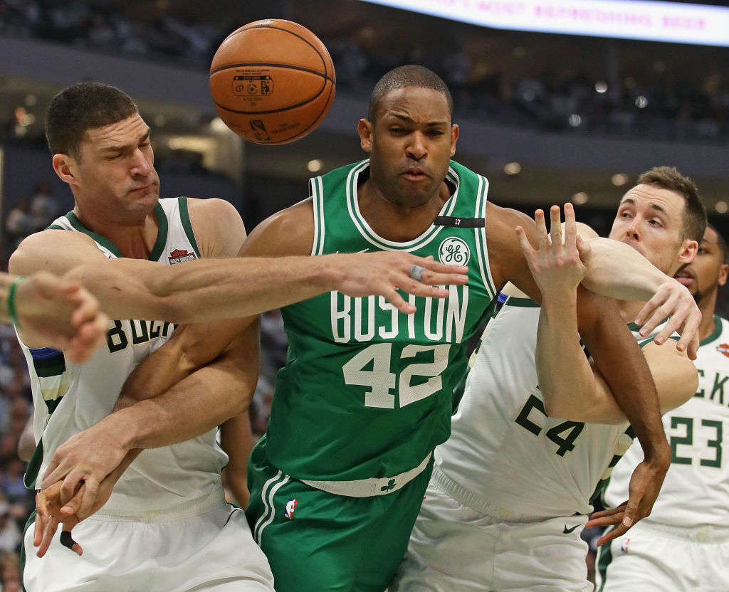 Boston Celtics Al Horford