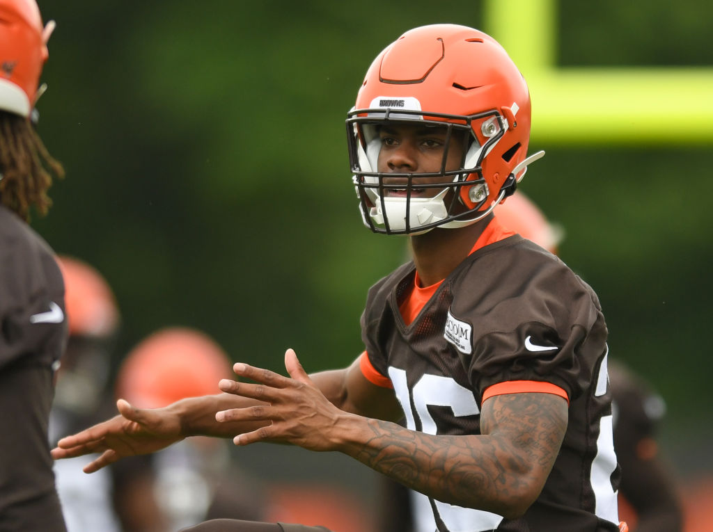 Greedy Williams winning NFL Defensive Rookie of the Year wouldn't be shocking.